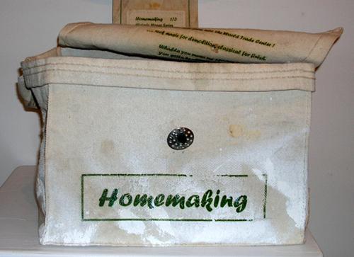 5fR Homemaking Tote KV
