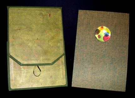 COVER IMAGE 430 VISUALIZING PEACE Case & Book DSCN1226